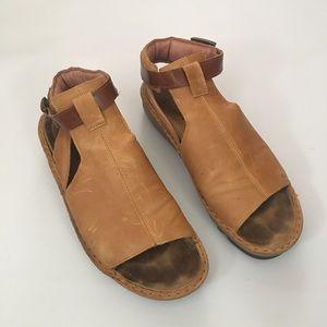 Naot Verbena Wedge Sandal